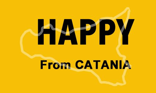 Happy Catania