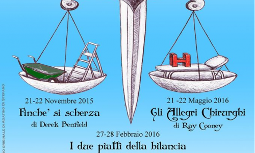 A.C. Pensieri Riflessi – Stagione Teatrale 2015-2016