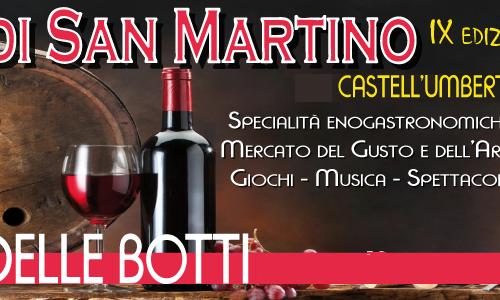 Domenica 13 Novembre 2016 – Castell'Umberto (ME)
