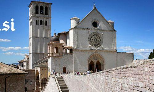 Dal 1 al 4 Giugno 2017 – 4 Giorni ad Assisi (PG)