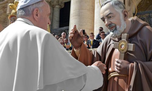 Visita di Papa Francesco a S. Giovanni Rotondo