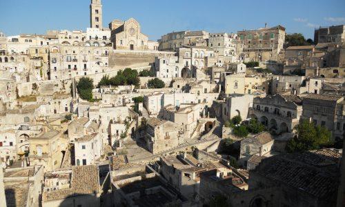 Dal 02 al 05 Gennaio 2019 – I Sassi di Matera e le Luminarie di Salerno