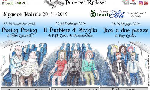 A.C. Pensieri Riflessi – Stagione Teatrale 2018 – 2019