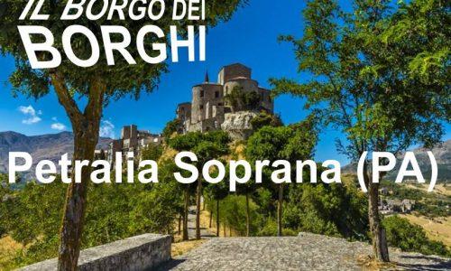 Giovedí 25 Aprile 2019 – Petralia Soprana (PA)