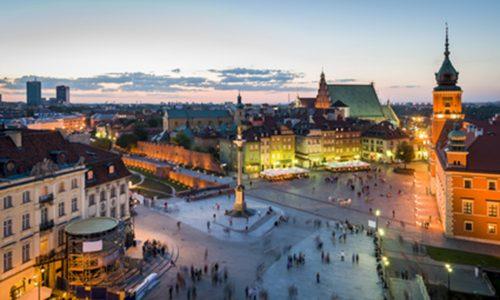 Dal 20 al 24 Agosto 2019 – Polonia