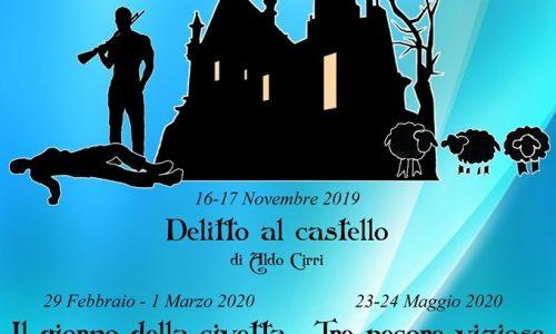 A.C. Pensieri Riflessi – Stagione Teatrale 2019-2020